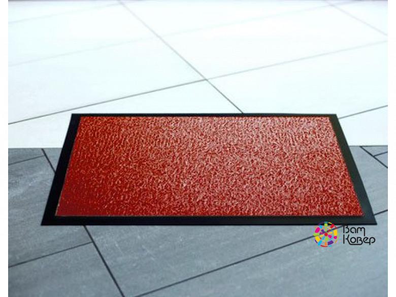 Коврик придверный влаговпитывающий Pekin/Пекин Красный