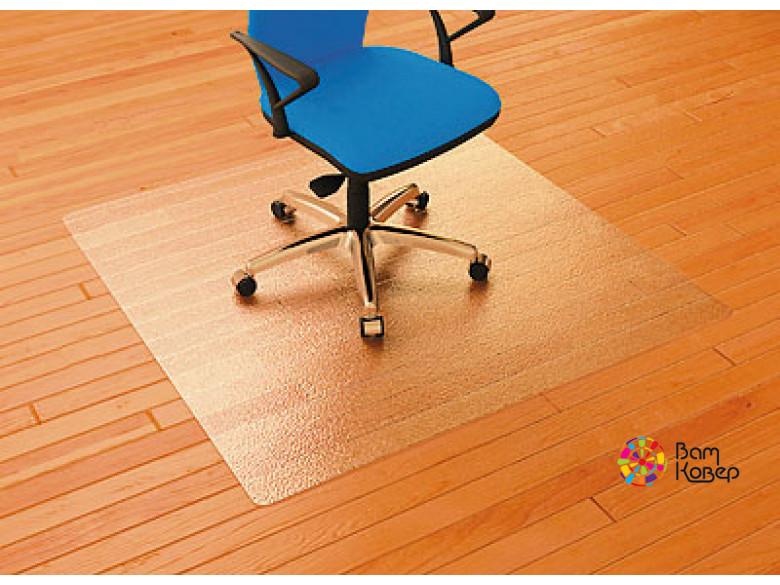 Квадратный защитный коврик под кресло