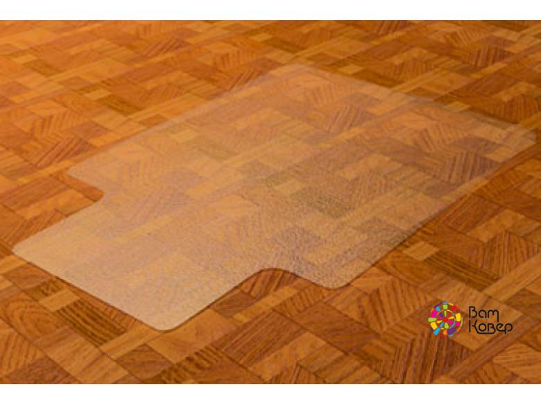 Прямоугольный коврик под кресло (с выступом по узкой стороне)