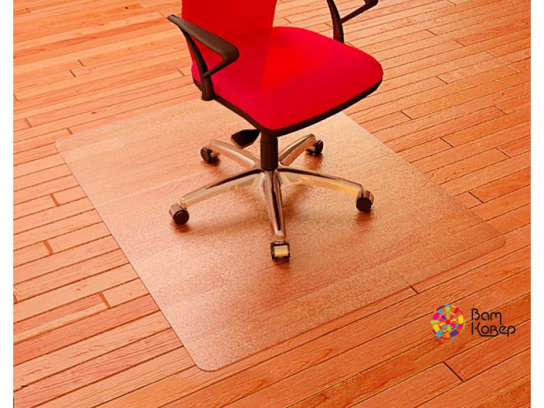 Прямоугольный защитный коврик под кресло