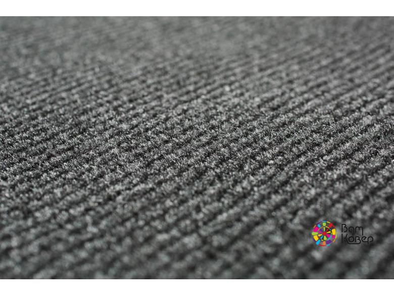 Коврик грязезащитный придверный  Rim/Рим серый