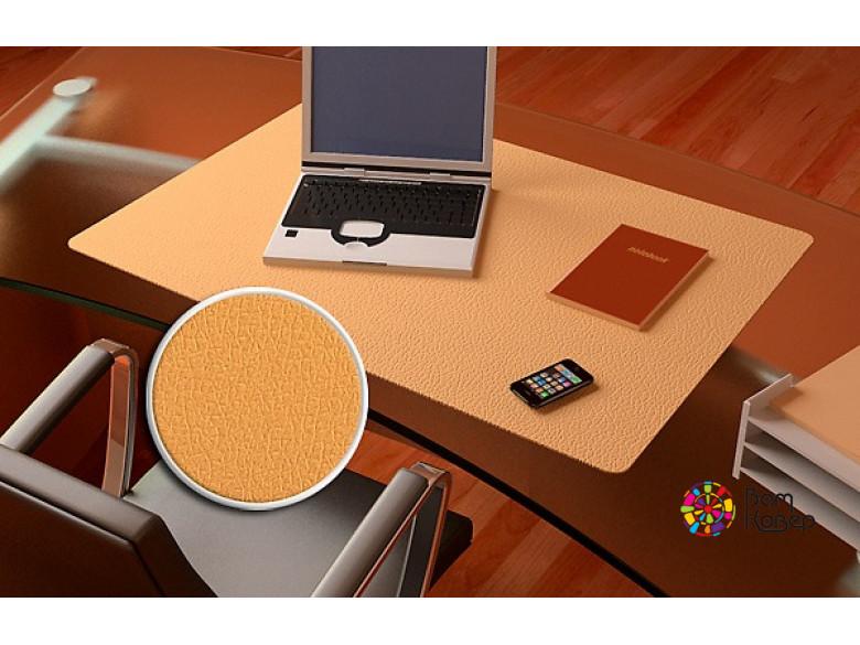 Цветная накладка на стол Desk-Colour / Деск-Колор (бежевый)
