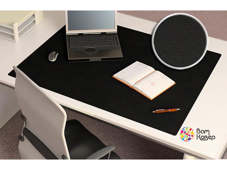 Цветная накладка на стол Desk-Colour / Деск-Колор (черный)