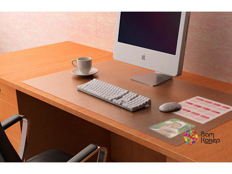 Прозрачная накладка на стол Crystalex / Кристалекс